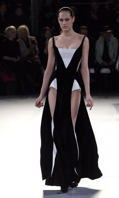 The most beautiful clothing piece I have seen all year. Thierry Mugler 2012