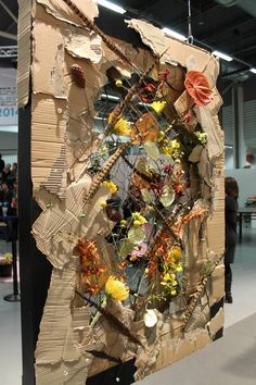 Nordic Championship in Floral Art 2014 - Sweden