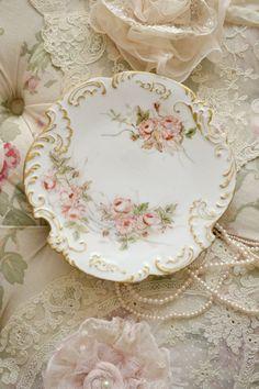 Gorgeous Antique Hand Painted Limoges Porcelain by Jenneliserose