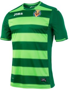 8178cf835 The new Villarreal 2016-17 kits are made for the first time by Joma.