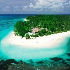 Seychelles ... Denis Island