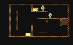 Castle Wolfenstein on C64 (1981)