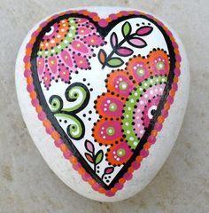 stone painting pinterest - Google'da Ara