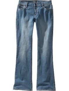 Women's The Dreamer Boot-Cut Jeans  These are my favorite cut!
