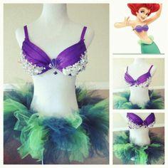 Little Mermaid Custom EL. (Electric Laundry)