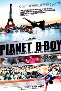 "Planet B-Boy This film brings the international cultural phenomenon known as breakdancing into focus. Director Benson Lee introduces us to dedicated and determined B-Boy dance crews from Las Vegas, Osaka, Seoul and France who set sparks flying at the high voltage competition of the ""Battle of the Year,"" held in Braunschweig, Germany. Their stories, personalities and attitude and astonishing skills are completely compelling. All these kids are winners, and so's this film."