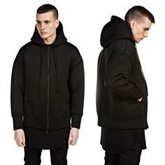 black baggy hoodie - Google Search