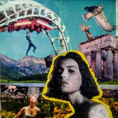 #collageart #symbolism