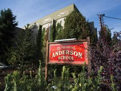 Anderson School, which took more than $20 million to refurbish and remodel, is part of Bothell's extensive long-term redevelopment plan. The city's new $47 million City Hall building also opened in fall. More hotels, homes, and shops are expected to open in the area soon.