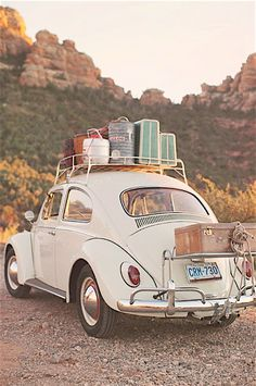 Would love to renovate a classic beetle. Then take it for a drive somewhere - nowhere