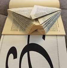 Image result for folded book words