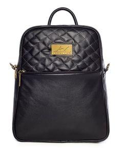 aa13f930b 19 melhores imagens de bolsa | Real leather, Backpacks e Backpack bags