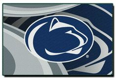 """Use this Exclusive coupon code: PINFIVE to receive an additional 5% off the Penn State University Cosmic 39"""" x 59"""" Rug at sportsfansplus.com"""