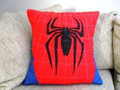 Spiderman Pillow