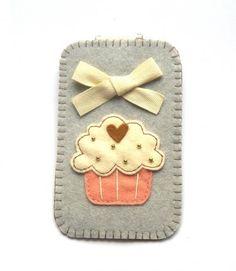 Etui na telefon - Muffin
