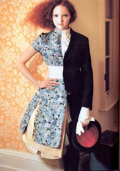 Vogue Italia 2005