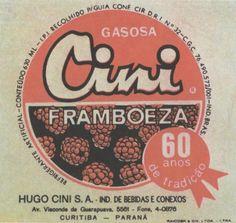 Propaganda gasosa CINI em 1964 comemoração dos 60 anos
