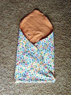 Car Seat Blanket!