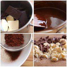 Brownies, Chocolate Fondue, Cake Brownies