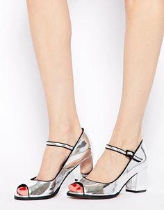 Image 4 of ASOS SURI Heels