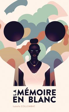 La Memoire En Blanc by Isabelle Collombat. Design by Cruschiform.