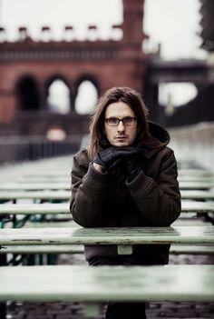 Steven Wilson, Berlin 2015 Pic by ©Alexander Mertsch