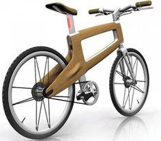 wood bike cute!! #taobike