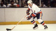 b66c022e4a0 Denis Potvin  100 Greatest NHL Players. Denis PotvinNassau ColiseumNew York  IslandersNhl ...