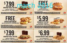 Burger King Coupons Promo Coupons will expired on MAY 2020 ! About Burger King Have a Burger King coupon at mealtime. Free Printable Coupons, Free Coupons, Print Coupons, Free Printables, 99 Chicken, Restaurant Deals, Chicken Nugget Recipes, Fast Food Chains, Grocery Coupons
