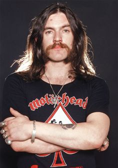 Lemmy. Could he be anymore perfect?