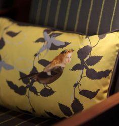 Bird Woman | Curiousa & Curiousa Colour Palettes, Lampshades, Sweet Home, Cushions, Bird, Woman, Color, Home Decor, Color Palettes