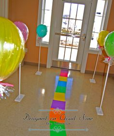 Candy Land Birthday Party Ideas   Photo 5 of 54   Catch My Party
