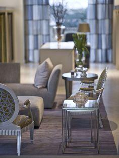 Viyet Style Inspiration | Living Room | Donghia