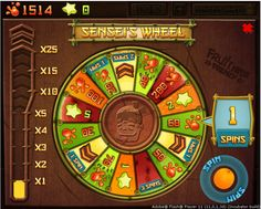 Fruit Ninja Roulette Game, Game Gui, Casino Slot Games, Game Interface, Wheel Of Fortune, Game Concept, Mobile Game, Slot Machine, Design Reference