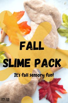There is NO better way to experience fall than through science! This fun Fall Slime Pack just oozes with fall exploration. In this Fall Slime Pack you while find multiple fall slime recipes, and how to incorporate math, vocabulary, and more activities into your slime creation. These DIY fall slime activities are great for the classroom, homeschool, or parties!