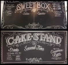 Christian Cantiello Chalk Boards
