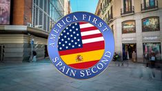 Spain Second a message for Donald Trump John Oliver, Jon Stewart, Stephen Colbert, Satire, Comedy, Divorce Attorney, Humor, Colorado Springs, Chicago Cubs Logo