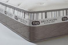 The Brooklyn Signature Hybrid Mattress - Brooklyn Bedding Top Rated Mattresses, Comfort Mattress, Best Mattress, Linen Bedding, Bed Linen, Design Reference, Decoration, Memory Foam, Brooklyn