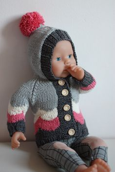 Baby Born, Knitting For Kids, Crochet Hats, Fashion, Doll Clothes, Knitting Hats, Moda, Fashion Styles, Fashion Illustrations