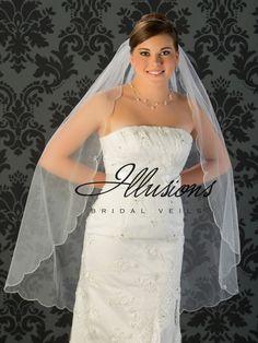 37 Best Knee Length Wedding Veils images in 2019  43ae951695e0