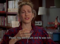 Pretty Much! #SexAndTheCity #CarrieBradshaw