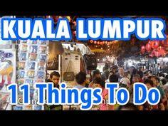11 Amazing Things To Do in Kuala Lumpur, Malaysia - http://malaysiamegatravel.com/11-amazing-things-to-do-in-kuala-lumpur-malaysia/