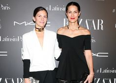 Venezuelan Power in Paris | Monica Sordo & Yliana Yepez | Designers | For Harpers Bazaar Mexico & Latino America Celebrating Latin American Designers in Paris | #LatinsInParis