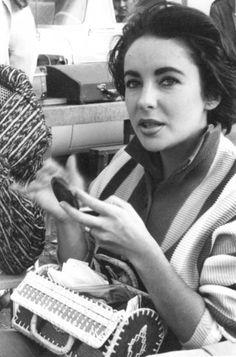 gatabella:Elizabeth Taylor, 1956