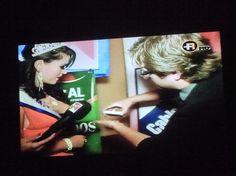 En la tele 3... :D