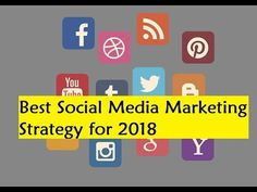 Best Social Media Marketing Strategy for 2018 - Social Interest Freak Light 2.0 - YouTube