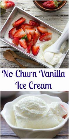 No Churn Vanilla Ice