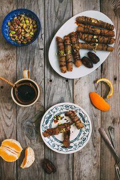 Sweet Dukkah Cigars - golubkakitchen