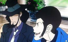 """Lupin III - L'avventura italiana """"Non spostate la Gioconda"""" Lupin e soci, senza più un soldo, tentano il furto dei furti. Si recano infatti in Francia per attuare un piano ben preciso: rubare la Giocanda. Ma qualcosa non va come previsto, almeno secondo Zen #lupiniii #lupin #anime #monkeypunch"""