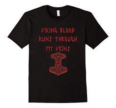 Mens Viking Blood Runs Through My Veins Mjolnir Hammer T-... https://www.amazon.com/dp/B0728KC59M/ref=cm_sw_r_pi_dp_x_sT1jzb1MW6CJS